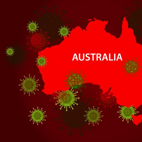 Australia's Virus Death Toll Climbs As Victoria Records 428 New Cases