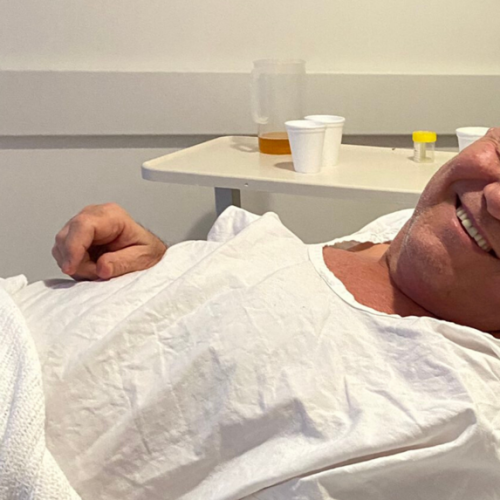 Jimmy Barnes Reveals He Was Admitted To Hospital On Monday