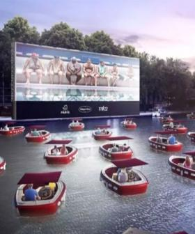 Adelaide Is Getting A Floating Cinema On The Torrens