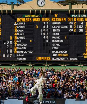 Adelaide's Iconic Test Match Has Finally Been Confirmed For This December