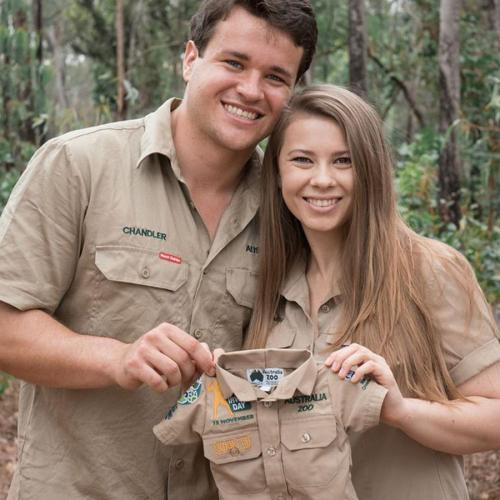 """We're Expecting"": Bindi Irwin And Chandler Powell Announce Pregnancy!"