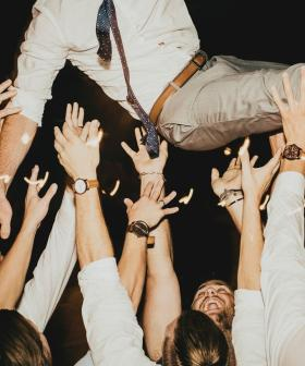 Restrictions On Standing While Drinking And Dancing At Weddings Have Been Lifted