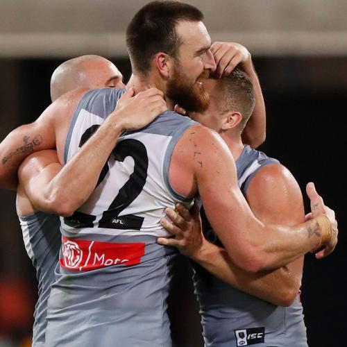 Port Wraps Up Minor Premiership And Two Home Finals At Adelaide Oval