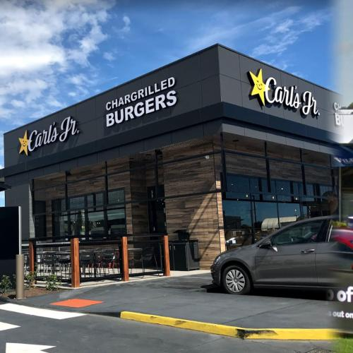 The Northern Suburbs Could Be Getting A New Carl's Jr And Cafe De Vili's