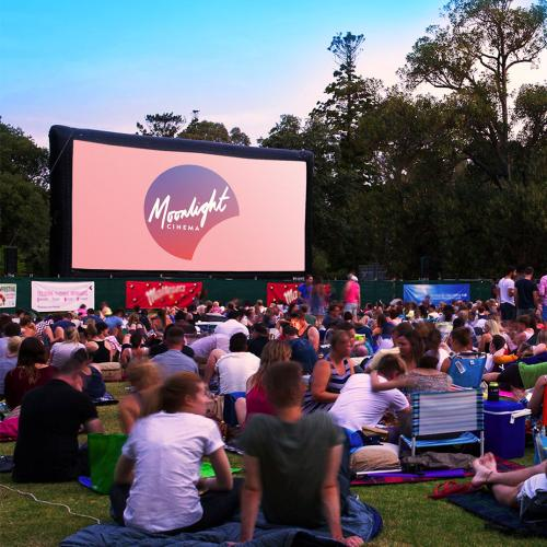 The Moonlight Cinema Is Returning To Botanic Park This Summer!