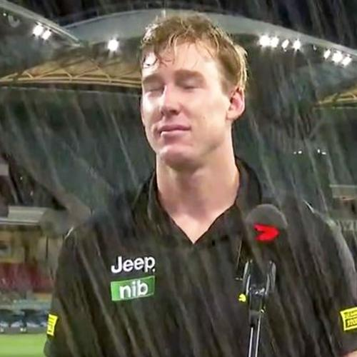 Port Fan Who Threw Drink At Richmond's Tom Lynch Banned For Two Years