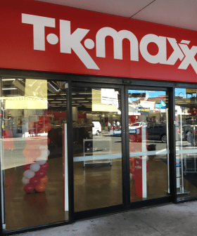 TK Maxx Has Opened The Doors To Its First Store In South Australia
