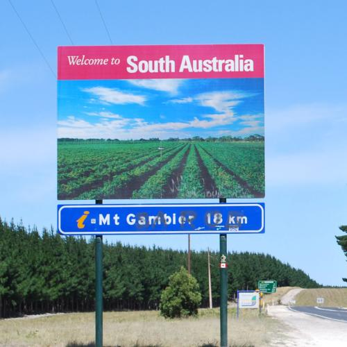 Victoria To Close Its Borders With South Australia TONIGHT