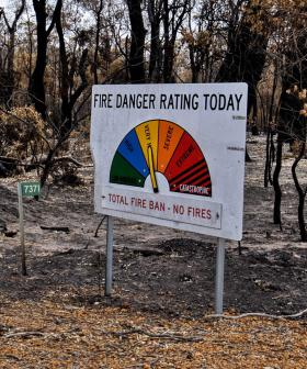 Dangerous Weather Conditions Put SA On High Alert For Bushfire Risk