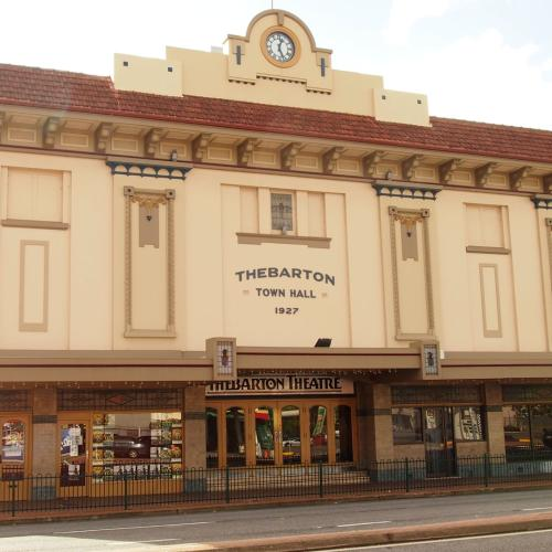 Good News Music Fans, Thebby Theatre Has Been Saved From The South Road Wrecking Ball