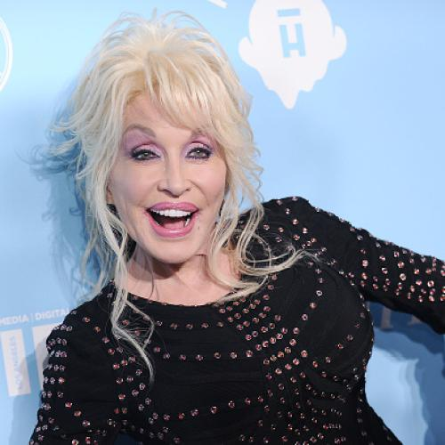 Dolly Parton Shuts Down Rumour That Her Husband DOESN'T Actually Exist