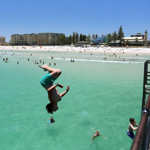 Get Ready To Sweat! Heatwave In Store For Adelaide Over The Next Few Days