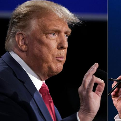 Biden Looks Likely To Win Election, Trump Already Filing Lawsuits