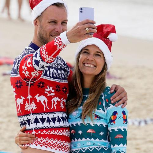The Early Forecast For Christmas Day Is Here And It's Looking Pretty Darn Nice In Adelaide