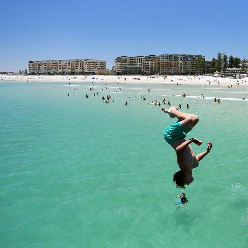 Get Ready Adelaide, This Weekend Is Going To Be A Scorcher With Temps Over 40 Degrees!