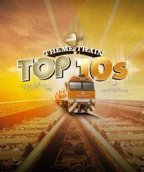 Cruise1323 Theme Train Top 10s