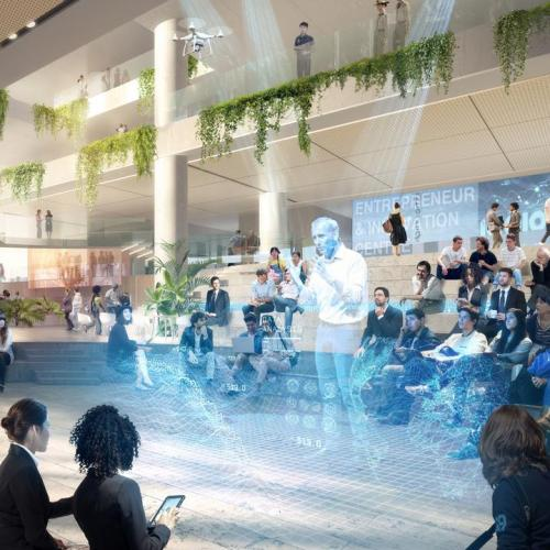 Adelaide's $100m Lot Fourteen Will Apparently Feature Holograms