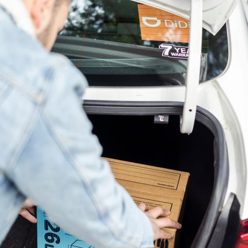 DiDi Delivery Launches On-Demand Delivery Service In Adelaide