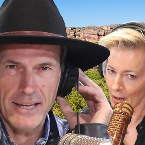 Jonesy & Amanda's Role In 'Crocodile Dundee'