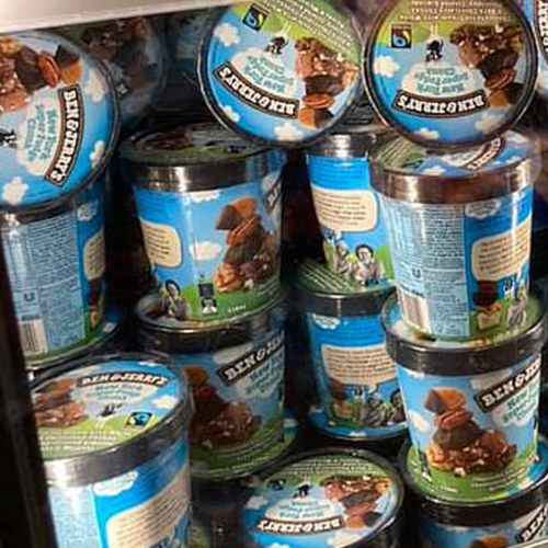 Aldi Are Now Selling Ben & Jerry's Tubs & They Are A LOT Cheaper Than Other Stores