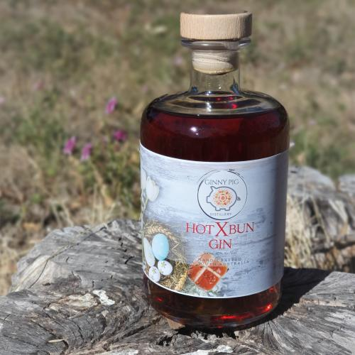 Hot Cross Bun Gin Selling At Adelaide Showground Farmers' Market This Weekend