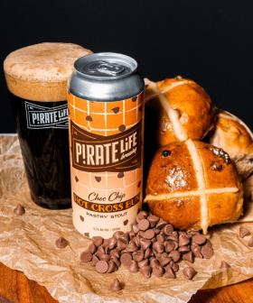 Pirate Life Brewing Have Released A Choc Chip & Hot Cross Bun 'Pastry Stout'