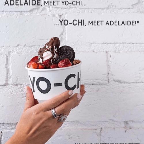 Melbourne Frozen Yoghurt Favourite Opens In Adelaide