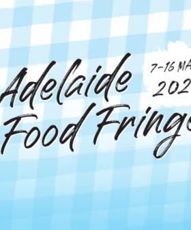 Adelaide, We're Getting A Food Fringe!