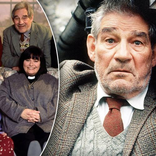 Vicar of Dibley Star Trevor Peacock Dies