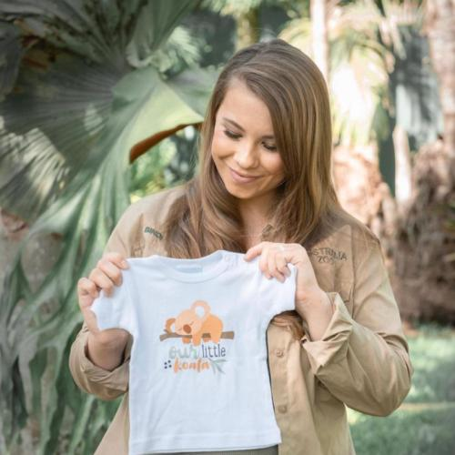 Bindi Irwin Teases Her Due Date And Drops A Baby Wildlife Warrior Range