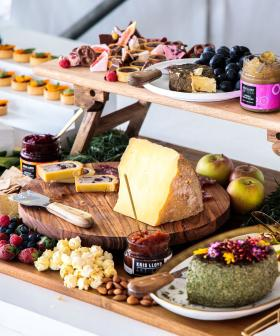 A Festival Dedicated To Cheese Is Happening In Adelaide