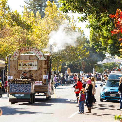 The Barossa Vintage Festival Will Be First Parade In Australia Since Pandemic