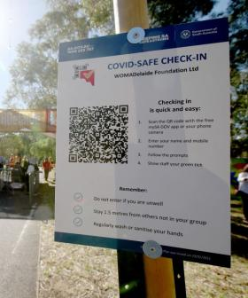 SA Anti-Vaxxers Are Replacing Check-In QR Codes With Fake Ones