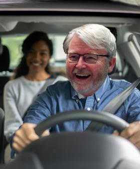 Kevin Rudd Is An Uber Driver Now, Please Give Him A 5 Star Review