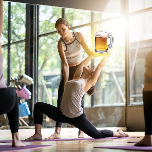 Pirate Life's Putting On Pilates And Beer Sessions So Get Your Downward Dog Ready