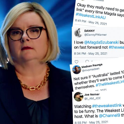 Viewers Ripped Into The Reboot Of The Weakest Link Last Night
