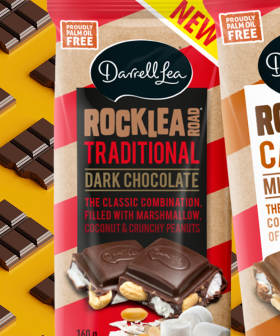 There's Three New Darrell Lea Rocklea Road Chocolate Bars Coming And YES PLEASE