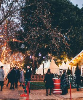 Adelaide's Getting A Christmasy Winter Festival With Markets, An Alpine Lodge And Ice Skating
