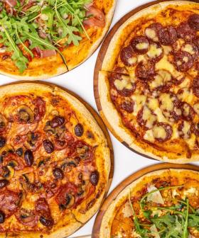 This Italian Restaurant Is Doing Bottomless Pizza And Pasta In Adelaide