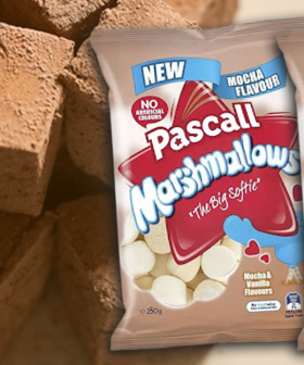 Pascall Have Re-Released 'Mocha & Vanilla' Flavoured Marshmallows!