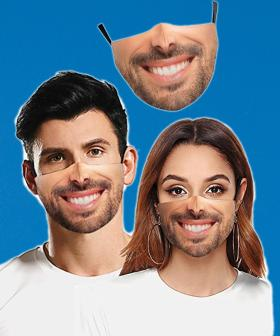 Need A New Face Mask? Amazon's Newest Range Of Face Masks Will Save You From Fake Smiling!