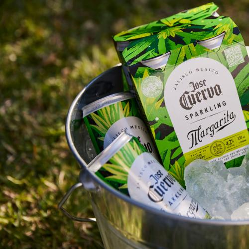 You Can Now Welcome In The Weekend With Sparkling Margarita Cocktails In A Can!